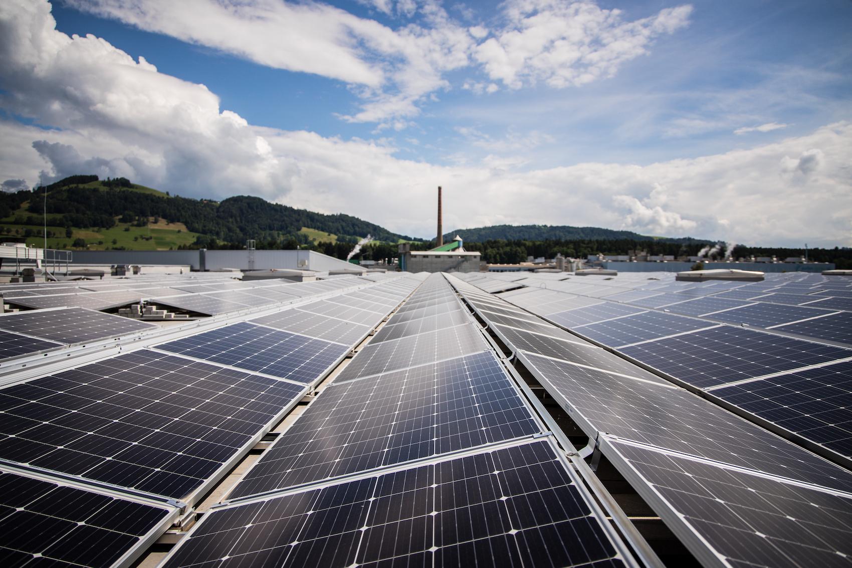 Die Anlage rechnet sich auch finanziell: Die Herstellungskosten des Stroms liegen bei unter 10 Rappen pro kWh.